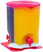 Handy Gourmet JB6387 3-Compartment Drink Dispenser