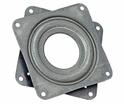 Lazy Susan Bearings, 7.6cm , 0.8cm Thick, 90kg. Capacity