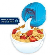 Stay Fit DLX Cereal to Go, EZ Freeze