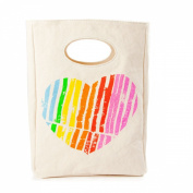 Fluf I HEART YOU Lunch Bag
