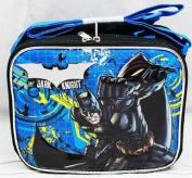 Batman the Dark Night Rises Soft Insulated Lunch Box