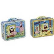 "Spongebob Squarepants Lunch Bag/tin Box ""Bubbles"""