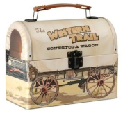 Covered Waggon Lunch Box