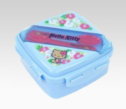 Hello Kitty Hibiscus Lunch Container