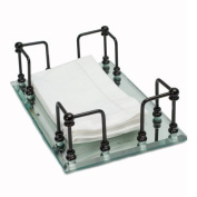 Oil Rubbed Bronze Mirrored Guest Towel Tray