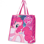 Vandor 42073 My Little Pony Recycled Shopper Tote, Large, Pink