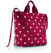 Reisenthel Day Bag 2 Sided Tote - Ruby Dots