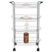 Better Chef 4 Tier Storage Cart