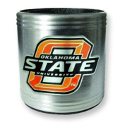 Oklahoma State University Insulated Stainless Steel Can Cooler