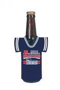 2011 AFC Champions New England Patriots Bottle Jersey Koozie Cooler