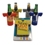 Cellardine Beer Bottle Chillers, Set of 4