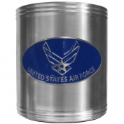 Siskiyou Gifts Air Force Steel Can Cooler