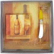 Bella Vita BGS Chardonnay Cheese Serving Gift Set