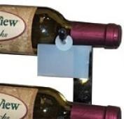 VintageView® Wine Bottle Rod Price Tag Holder