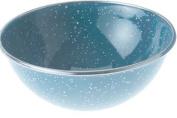 Stainless Rim Bowl 15.2cm Blue
