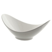 Ten Strawberry Street Whittier White 38.1cm Fruit Bowl