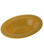 Maxwell and Williams Designer Homewares 20.3cm Rim Bowl, Amber