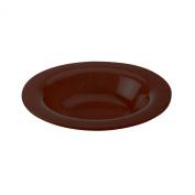 Maxwell and Williams Designer Homewares 20.3cm Rim Bowl, Maroon