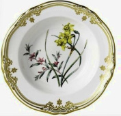 Spode Stafford Flowers 23.5cm Soup Plate