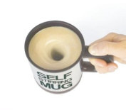 Bluw Plain Lazy Self-Stirring Mug