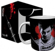 Dexter Morgan Good or Bad Person TV Television Show Ceramic Boxed Gift Coffee (Tea, Cocoa) 330ml Mug