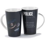 Coffee Mug - Police - A Caring Heart