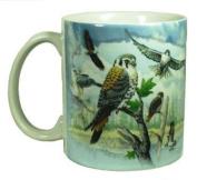 Raptors of North America 330ml Ceramic Coffee Mug or Tea Cup