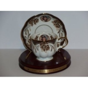 AVON 1999 MRS P. F. E. ALBEE honour SOCIETY CUP AND SAUCER