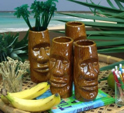 Tiki Brown Easter Islander Mug