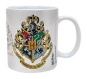 Harry Potter Hogwarts Crest Ceramic Mug [Region 2]