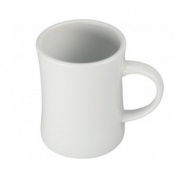 BIA Cordon Bleu Porcelain Tall Diner Mugs 470ml Capacity, White, Set of 4