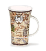 Dunoon Latin Phrases Mug -