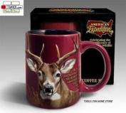 Deluxe Signature Series Stoneware Coffee Mug by American Expedition