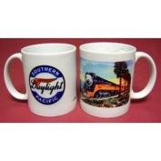 COFFEE MUG - SOUTHERN PACIFIC RAILROAD DAYLIGHT #2