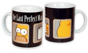 THE SIMPSONS MUG THE LAST PERFECT MAN