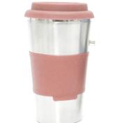 Smart Planet EC-7PM Eco Power Travel Mug, Red