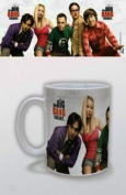 The Big Bang Theory - Ceramic Coffee Mug
