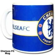 Chelsea FC Crest Mug
