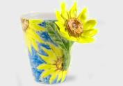 Sunflower Handmade Coffee Mug