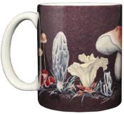 Mushroom 330ml Ceramic Coffee Mug Tea Cup