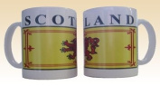 Scotland (Rampant Lion) - Coffee Mug