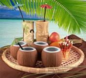 Ceramic Coconut Mug