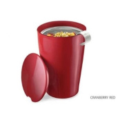 Tea Forte KATI Cup -Tea Brewing System - Cranberry Red