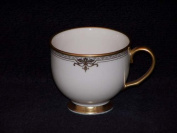 Lenox Republic Gold Banded Ivory China Cup