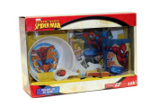 Marvel Spiderman Mealtime Set 4 pc set