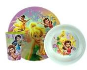 Disney Fairies 20.3cm Round Melamine Plate