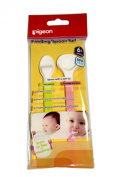 Pigeon Soft Tip Spoons for baby, 2 spoons