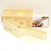 P'sof Cake! Cream Colour Cake Cutter & Server