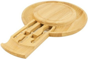 Leonora Cheese Board and Cheese Knife Set