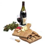 Picnic at Ascot Chianti Cheese Board Set